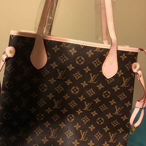 Louis Vuitton tote authentic